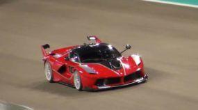 Nasce um Mito Veja e Ouça a FERRARI FXX K um Super Carro Espetacular