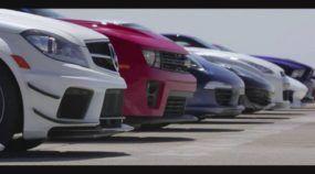 9 Super Carros Aceleram Forte na Reta. O Resultado é um Final Épico