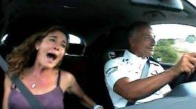 Ela caiu na Pegadinha! Veja o que esse famoso piloto de Fórmula 1 preparou para sua Esposa