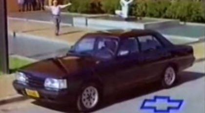 Comercial do Opala Diplomata 1991: Relembre deste Clássico!