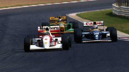 Senna x Prost x Schumacher: relembre os tempos em que a Fórmula 1 realmente valia a pena