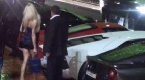 Uma Noite em Mônaco Super Carros e Lindas Mulheres