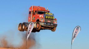 Um caminhão pode voar?