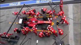 Pit Stops da Fórmula 1 em 1950 e Agora: mudou tanto assim?