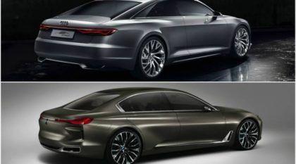 O Futuro da Audi e da BMW está nestes Carros-Conceito. Qual é o seu Preferido