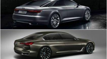 O Futuro da Audi e da BMW está nestes Carros-Conceito. Qual é o seu Preferido?