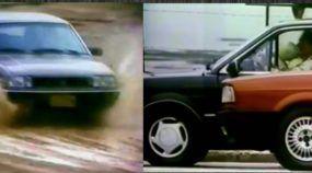 Comercial da Linha Volkswagen 1989: Relembre de clássicas gerações do Gol, Voyage, Saveiro, Parati e Santana
