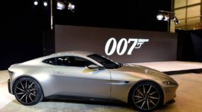 Exclusivo: Vídeo e Ronco do Novo Aston Martin DB10 de James Bond (ou 007, se preferir)