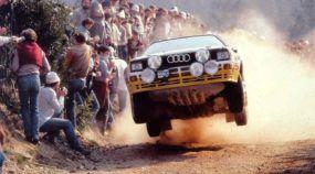 Isso Sim é Rally de Verdade! Um Tributo aos Incríveis Carros e Pilotos do Temido Grupo B