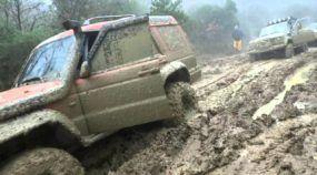Off Road Extremo: Jipes superando Lama, Muita Lama! Nem dá para Acreditar em Tudo que fizeram no Barro!