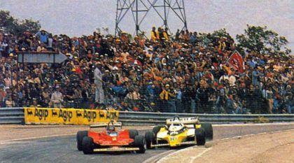 Disputas Clássicas da F1: Arnoux versus Villeneuve, 1979 (nas últimas voltas)