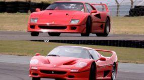 Ferraris Lendárias na Pista: F40 x F50 no Comparativo Definitivo! Absolutamente Imperdível!