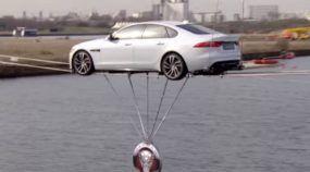 O (curioso) Lançamento do Jaguar XF