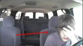 Extremo Perigo: Um perturbador Vídeo mostra a distração dos Jovens ao Volante e os Acidentes Causados!