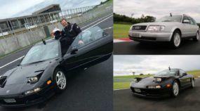 Histórico! Rubens Barrichello leva para Pista a Audi S4 e o Honda NSX do Ayrton Senna!