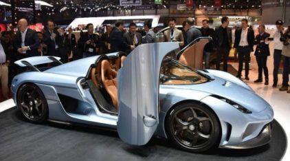 TOP 10: Os Melhores Carros do Incrível Salão de Genebra 2015 (Eu acho que foi o Melhor Salão de Todos os Tempos)!