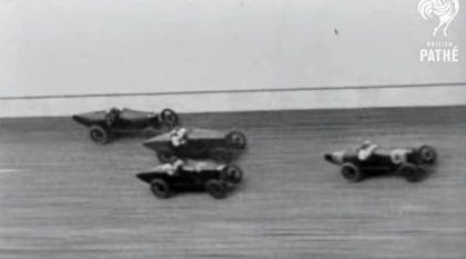 Veja o Primeiro Acidente de um Carro de Corrida registrado em Vídeo (Em 1919 e a 200 km/h)