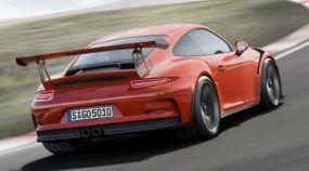O novo Monstro de 500cv da Porsche: o 911 GT3 RS! Rápido e com Ronco Espetacular