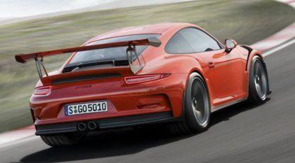 O novo Monstro de 500cv da Porsche: o 911 GT3 RS! Rápido e com Ronco Espetacular!