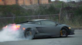 Será que essa Lamborghini Gallardo aguenta esse Sujeito Maluco? Veja o que ele faz!