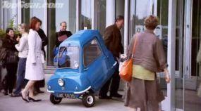 Nossa! Será este o Menor Carro do Mundo? É o que parece (e o Top Gear tirou um sarro!)