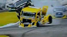 TOP 10: Batidas de Caminhões na F-Truck (a #3 é a mais Assustadora)!