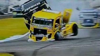 TOP 10: Batidas de Caminhões na F-Truck (a #2 é a mais Assustadora)!
