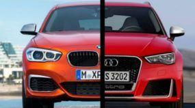 Audi RS3 vs BMW M135i: Briga Feia (e Rápida!) de dois Hot Hatches!