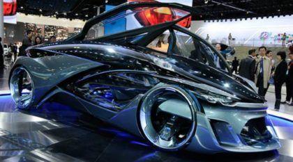 Impressionante! A GM revela o seu Carro do Futuro e Surpreende o Mundo Inteiro!