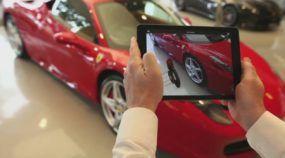 O App (Super) Revolucionário para Escolher um Carro na Concessionária! Você precisa ver as Imagens da Novidade da Ferrari!