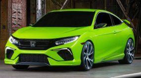 Top 10: O (surpreendente) Novo Civic e os Melhores Carros do Salão de Nova York 2015!