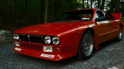 O mitológico Lancia 037: Vídeo traz imagens raras e impressionantes da Lenda do Grupo B