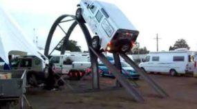 O Mais Insano Desafio para os Melhores Jipeiros! Tem que ser Ninja de Verdade para subir com esse Land Rover Defender!