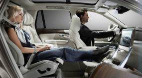 Luxo Extremo: Conheça o Novo Interior de Primeiríssima Classe da Volvo (é algo dos Sonhos)!