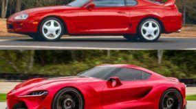 Será que este Carro será o novo Supra? Veja em detalhes o Matador Toyota FT-1!
