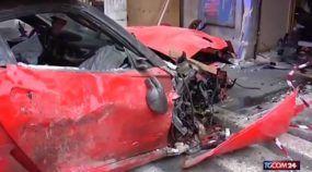 Um Erro Milionário: o Dia em que um Manobrista destruiu uma Ferrari 599 GTO! Impressionante!