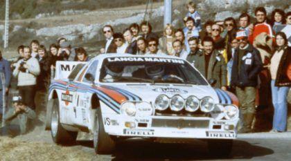 Tributo ao Lancia 037: Imagens Raras e Impressionantes da Lenda do Grupo B