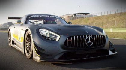 Mercedes-AMG GT3: SuperEsportivo Alemão para as Pistas em um Vídeo Incrível!