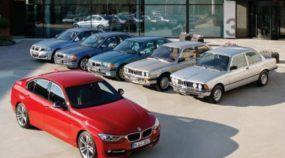 Momento Especial: o Mito BMW Série 3 festeja 40 Anos (e 6 Lendárias Gerações) em Vídeo Comemorativo!