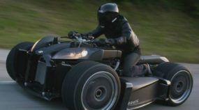 Brutal: com Motor V12 BMW, este Quadriciclo é o mais Insano do Mundo! Veja ele em Ação!