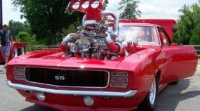 Brutal e Monstruoso! Conheça o Insano Camaro SS 1969 com Bi-Turbo, Supercharger e Nitro!
