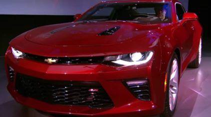 Lançamento TOP:  O Novo Camaro é finalmente Revelado (e ficou Bem Melhor e mais Potente)! Veja os Vídeos!
