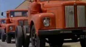Espetáculo Histórico! O Rei da Estrada, Scania 111 (o