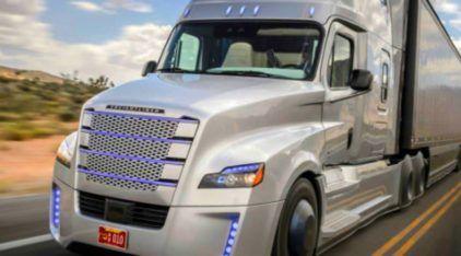 Atenção: Este é o Primeiro Caminhão Autônomo (que Dirige Sozinho) Autorizado a Rodar nas Estradas! Será que o Futuro Chegou?