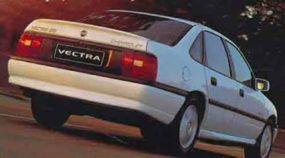Chevrolet Vectra: Sedan que fez fistória e muitos fãs (o GSi andava muito)