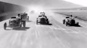 Cenas Impressionantes (e Raras) de Acidentes nos Primeiros Anos de Automobilismo (você teria coragem?)