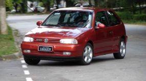 VW Gol GTI 16V: O Esportivo Nacional que foi o Sonho de Consumo dos Brasileiros