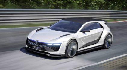 VW Golf GTE Sport Concept: O Mito Alemão Ficou Ainda Melhor, Mais Rápido e Insano!