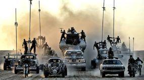 Mad Max: Fury Road - Os Carros e Caminhões Mais Loucos do Cinema Estão Aqui!