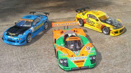 Top! Assista aos Carros RC Mais Rápidos do Mundo (o Mazda RX-7 é Insano!)